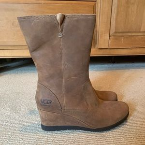 Ugg Joely wedge boots